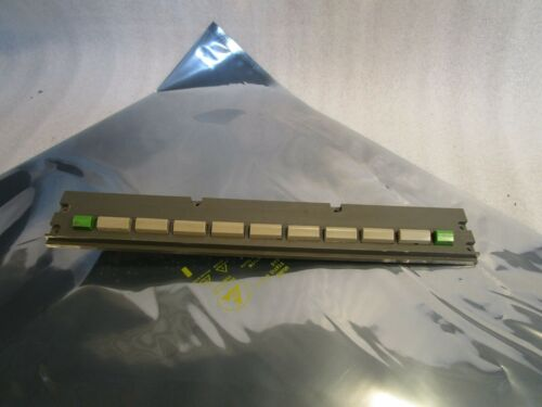 Mazak Mitsubishi Push Buttons KS-MB401A 12KH313A  Mazak T-32 CNC Control Board