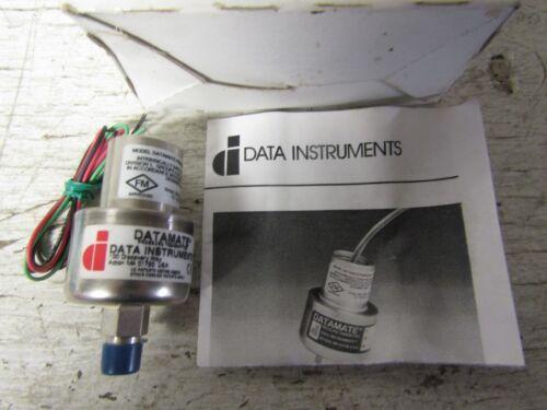 Data Instruments Data Mate 9303009 Pressure Transmitter