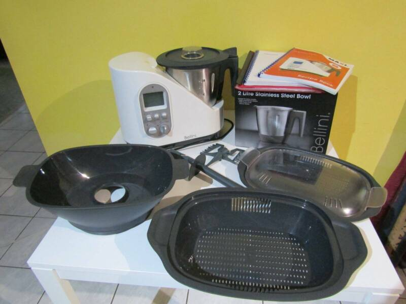 Bellini Intelli Kitchen Master Btmkm600x Small Appliances Gumtree Australia Brisbane South West Parkinson 1265329811