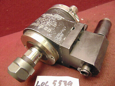 Cst Tapmatic 12 Cap Er16 Collet Tapping Head Rdtic50 Loc5539