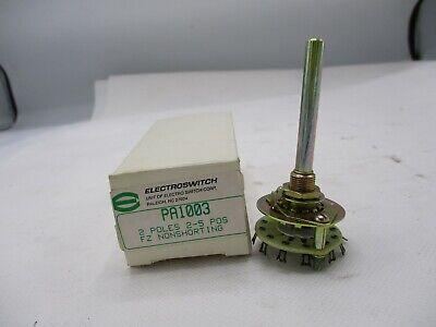 New Electroswitch Pa1003 Rotary Switch