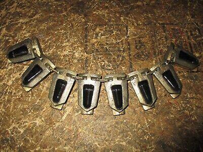 Parker Hydraulic Hose Crimp Die 80c-p1525 Black 1 Hy Series Fittings