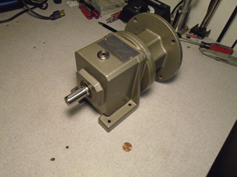 Stober Drives C002N0125MR140/050F Gear Reducer