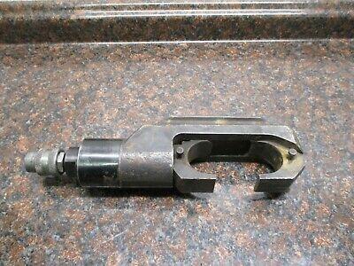 Burndy Y46 Hypress Remote Hydraulic Crimper Crimping Tool Free Shipping