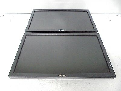 """JOB LOT 2 X Dell E1910Hc 18.5"""" Widescreen Monitor VGA  **NO STANDS**  inc.VAT"""