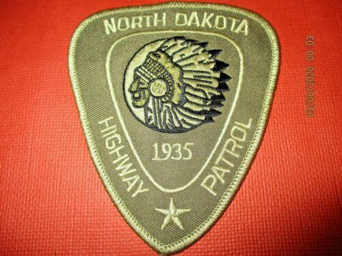 Collectible North Dakota Police Patch,SWAT,Highway Patrol,New
