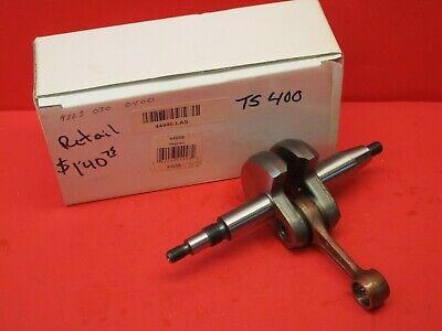 Laser 44998 Stihl Ts400 Crankshaft Rod Assembly 4223 030 0400