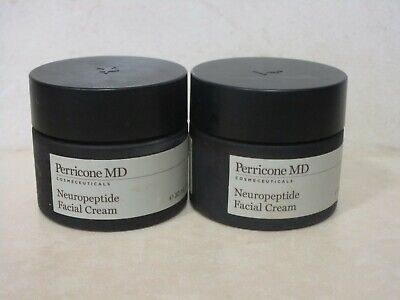 PERRICONE MD ~ NEUROPEPTIDE FACIAL CREAM  1 OZ UNBOXED (2 PC LOT
