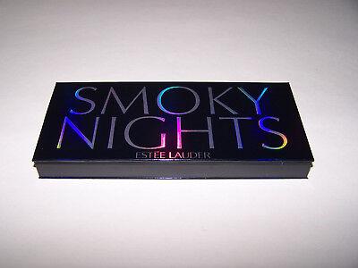 Estee Lauder Smoky Nights Eye Shadow Palette – 14 Lidschatten Pinsel – NEU - Smoky Eye Pinsel