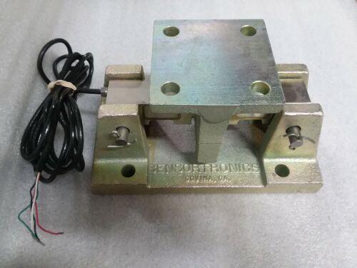 Sensortronics Model 65016-1K Cap 1k @ 3.002 mV/V CL I  DIV I  CPS: A-D Load Cell