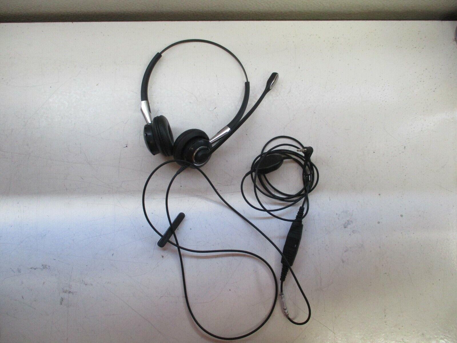 Profiklasse RJ10 QD GN Netcom – Headset Profile
