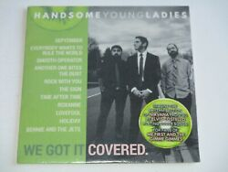 HANDSOME YOUNG LADIES We Got It Covered CD Ultra Slim Digipak 2019 NEW