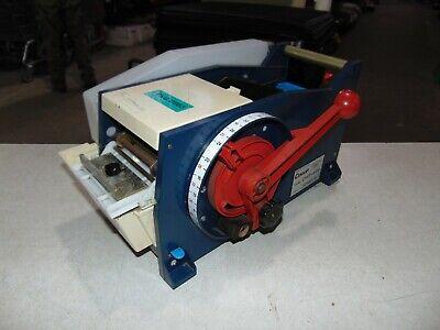 Manual Cyklop Water Activated Gummed Tape Dispenser