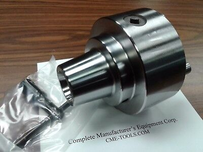 5c Collet Chuck With Integral D1 - 4 Cam Lock Mount 5 Diameter Chuck 5c-05d4