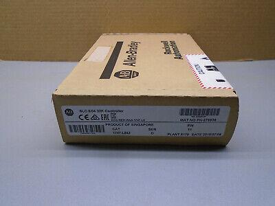 New Old Stock Sealed 1747-l542 D Allen Bradley Slc 500 504 Plc N126