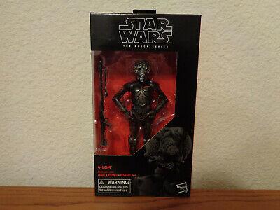 Star Wars 4-Lom #67 Black Series 6