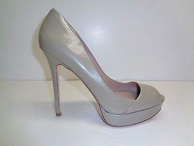 - Charles David Size 10 VACCI Fossil Patent Leather Pumps Heels New Womens Shoes