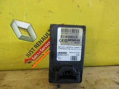 RENAULT MEGANE 2004-2008 KEY CARD READER 8200125077