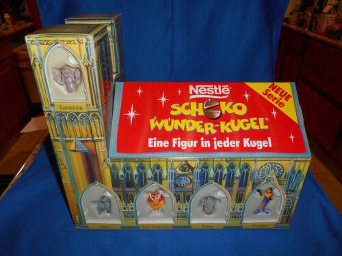 NOTRE DAME CATHEDRAL Disney NESTLE MAGIC PROMO DISPLAY Hunchback IN ORIGINAL BOX