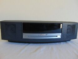 Bose Wave Music System Radio Alarm Clock CD Player w/ Remote EXCELLENT CONDITION