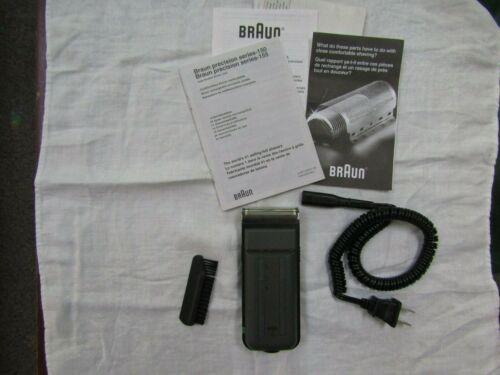 Vintage BRAUN 150 Razor cord or cordless