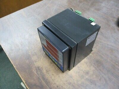 Satec Advanced Power Analyzer Pm172eh172e-n 90-264vac 5060hz 4-20ma Used