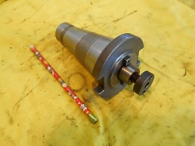 Devlieg Usa Nmtb 50 Taper X 1 Face Mill Arbor Milling Machine Tool Holder