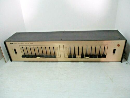 Vintage SOUTHWEST TECHNICAL PRODUCTS CORP. Stereo Equalizer Model 216 / A