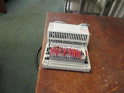 Schneider Electric TSX Momentum I/O Base Input Module 170ADI54050 120VAC 16PT