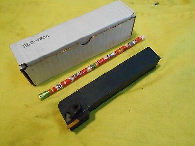 Nos Tpg 322 Carbide Insert Lathe Turning Tool Holder Ctgpr2525