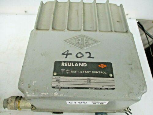 REULAND TC SOFT-START CONTROL 3 HP 460V 35-646X