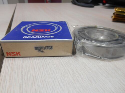 Nsk Nu208 Etc3 Cylindrical Roller Bearing-new