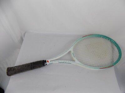 Donnay Graphite Ceramic Composite Tennis Racket Midsize Made in Belgium 4 3  4