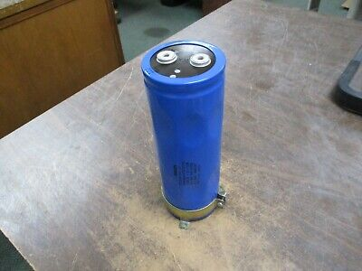 Philips Capacitor A21509-601-02 6000uf 500vdc Used