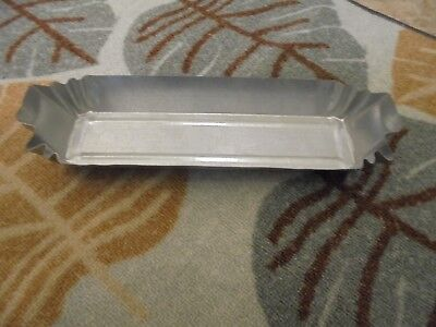 Bottom Feed Pan For 12 Slide Top Chicken Poultry Feeder 9814 Relacement No Top