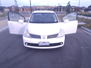 Nissan Tiida 2006 Epping Whittlesea Area Preview
