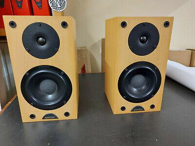 Spendor S3 loudspeakers - Spendor version of BBC LS3/5s