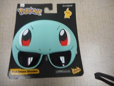 Pokemon (Squirtle) Costume Glasses by Sun-Staches