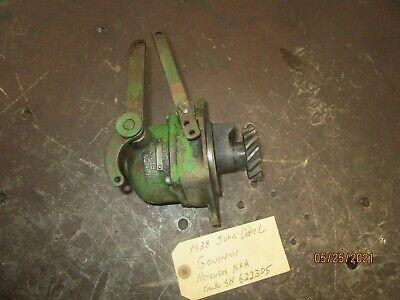 1938 John Deere Unstyled L Working Governor Hercules Nxa Antique Tractor