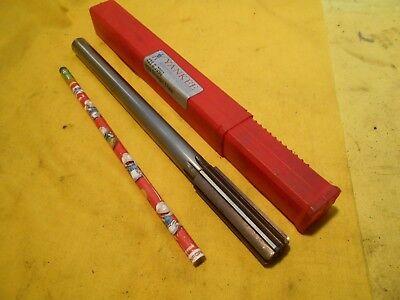 Straight Shank X .7040 Reamer Lathe Mill Tool Chucking Yankee Usa