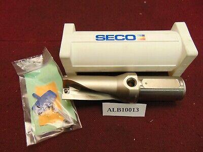 Seco 1-12 Drill Sd502-1500-300-1500r7-c Indexable Insert Drill Alb 10013
