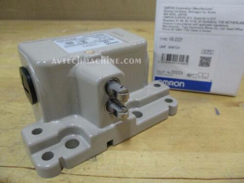 Omron Limit Switch VB-2221