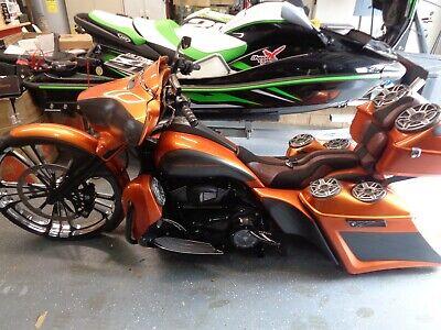 2014 Harley-Davidson Street Glide  2014 Harley Davidson Street Glide Bagger Custom Motorcycle Bike