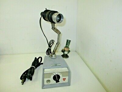 Vintage American Optical Company Model 651 Microscope Illuminator