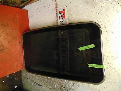 98 99 02 00 01 Lincoln Continental oem factory sunroof sun roof glass window