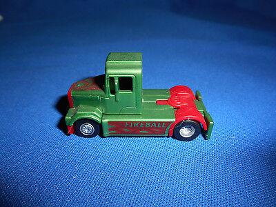 FIREBALL Mini SEMI-TRAILER Truck 18 WHEELER Rig TRACTOR Plastic Kinder -