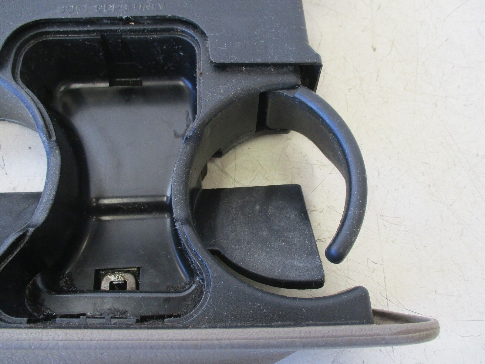 2001 ford f2150 sd crew cab oem interior dash mounted pull out cup holder
