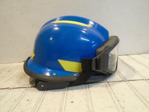 Bullard USRX Fire Rescue Helmet w/ESS Goggles