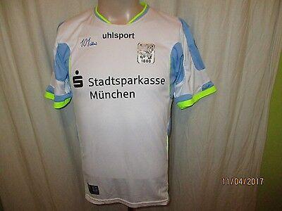 TSV 1860 München uhlsport Junioren Matchworn Trikot 2012/13 + Nr.15 Gr.S- M  online kaufen