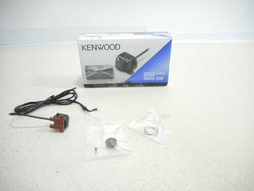 AUTHENTIC Kenwood CMOS-230 Wide Angle Rear View Backup Camera only
